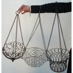 Basket ~ Hanging Decorative